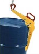 Pinces pour levage de fûts acier verticaux à rebord - VLF