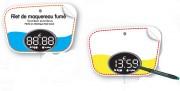 Pique prix digital - Dimensions (cm) : 8 x 12