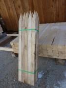 Piquet d'implantation en bois - Longueur (cm) : de 50 à 150
