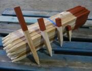 Piquets en bois autoclave - Piquets en bois