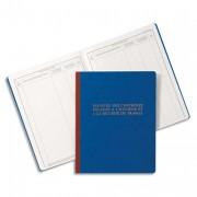 Piqûre hygiène et sécurité 31,5x24,5 cm 40 pages + garde - Le Dauphin