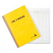 Piqûre livre d'inventaire 21x29,7 cm 160 feuilles - Le Dauphin