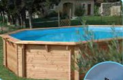 Piscine hors sol orthogonale - 3 dimensions disponibles