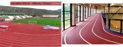 Piste d'athlétisme - SM Sport Athlétisme Sandwich Réf. SW14 - T14 - D14