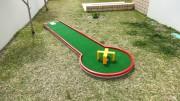 Pistes Mini Golf intérieur et extérieur - Pistes avec obstacles pour intérieur, extérieur