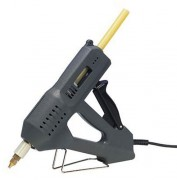 Pistolet à colle à bâtonnets - Débit maximum : +/- 34 g / min (selon type colle)