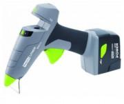 Pistolet à colle sans fil - Capacité d'extrusion : 350 g/h