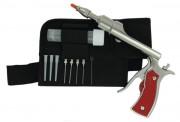 Pistolet à extrusion - 5 réglages de position