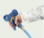 Pistolet pour tuyau - S'adapte sur les enrouleurs en 1 seul clic