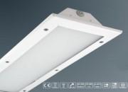 Plafonnier encastrable LED antivandalisme - Installation encastrée pour éclairage zones à risque