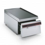 Plan de travail cuisine inox à tiroir - Dimensions extérieures (cm) : 35 x 60 x 28 - 70 x 60 x 28