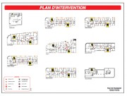 Plan intervention incendie