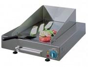Plancha à inertie extra plate - Plage de température : de 30 à 250 °C