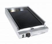 Plancha hamburger en inox - Surface utile (mm) : 320 x 478