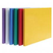 Planche polyéthylène standard - Dimensions : 530 x 325 x 20 mm - Matière : Polyéthylène