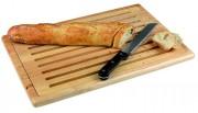 Planche à pain en bois - Bois massif naturel -