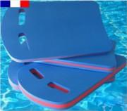 Planche de natation - Dimensions (L x l x E) : 48 x 29 x 3 cm