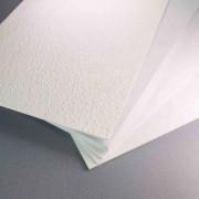 Plaque polyester pour plafond - Revêtement plafond en polyester blanc