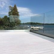 Plancher aluminium pour terrasse - Facile à installer et antidérapant