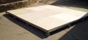 Plancher de bal 500 Kg par m² - Charge admissible 500 Kg/m²