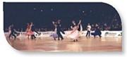 Plancher de danse traditionnel - Piste montée : Epaisseur total 25 mm
