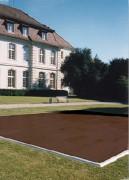 Plancher extérieur pour piste de danse - Dimensions planchers (L x l) m : 1.22 x 1.22 - Epaisseur : 22 mm