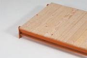 Plancher fermé pour racks - Plancher, fermé, en pin du nord raboté
