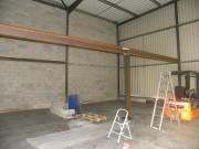 Plancher métallique de construction - Facilité d'installation - Résistance mécanique