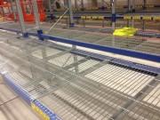 Plancher métallique pour rack de stockage - Fabrication CE – Plancher modulable pour toutes applications