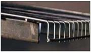 """Plancher métallique spécial - Avec renforts """"U"""" spécial lisses en """"J"""""""