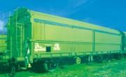 Plancher vibrant pour wagon - Pentes 13°