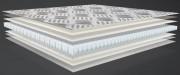 Planchers et parois pour utilitaire - Plancher revêtu d'une plaque en aluminium brossé antidérapante