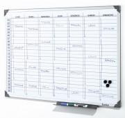 Planning journalier de bureau - Dimensions : 60 x 90 cm -