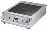 Plaque à induction tactile - Puissance : 500 - 3 500 W / 230 V
