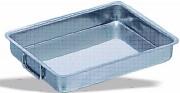 Plaque à rôtir inox - Matière : Inox