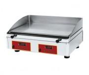 Plaque à snacker électrique acier lisse - Surface cuisson : 955 x 400 cm - Puissance : 8 Kw