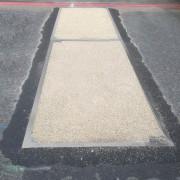 Plaque acier route  - plaque de route en acier