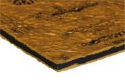 Plaque antivibratoire effet amortisseur - Charge maximale : 8 kg/cm²