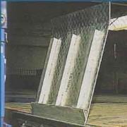 Plaque de chargement aluminium amovible - Charge max 1200 kg
