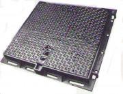 Plaque de recouvrement 1580 x 850 - Classe : D 400 - Dimension extérieure (mm) : 1580 x 850