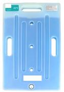 Plaque eutectique de 610 mm de long - Longueur : 610 mm - Épaisseur : 43 mm