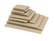 Plaque intercalaire - Carton doublé Épaisseur 2,8 mm - qualité 8 kg
