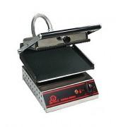 Plaque panini lisse - Capacité utile (mm) : 340 x 280 surface grill