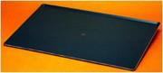 Plaque pour cuisine en tôle noir - Dimension (cm) : 60 x 40