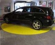 Plaque tournante pour garage - Plaque tournante pour garage à 4,5m de diamètre