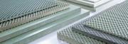 Plaques antivibratoires mixtes - Résistance aux lubrifiants réfrigérants - Excellente tenue aux déformations permanentes