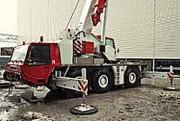 Plaques de calage sous grue - De 40 tonnes à 200 tonnes
