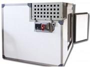 Plaques Eutectiques avec groupe frigorifique en coin - Norme HACCP, régime ATP, Classe IR