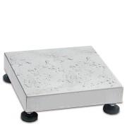Plate forme de balance industrielle - Cadre moulé et soudé entièrement en inox avec couvercle supérieur en inox