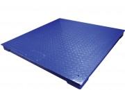 Plate-forme de pesage 1000 kg - Capacité (Kg) : 1000